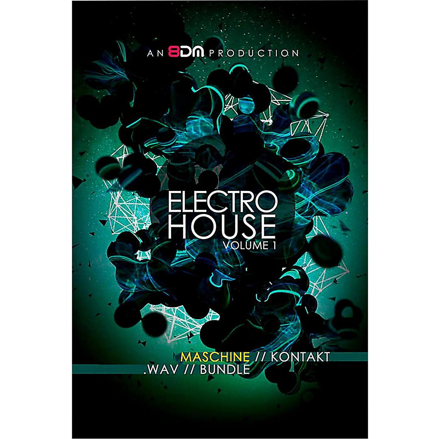 8DM Electro House Vol 1 Maschine EXP Pack thumbnail