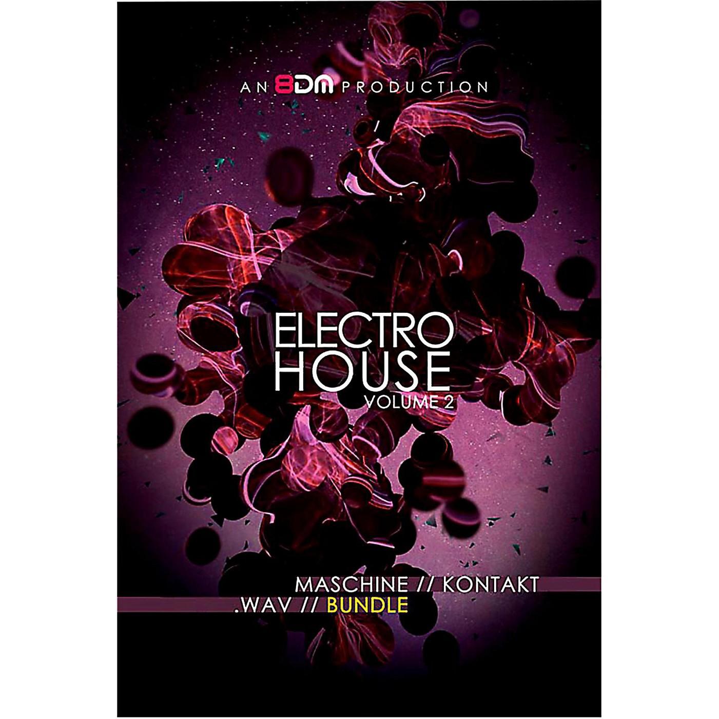8DM Electro House Vol 2 Bundle (Wav/Kontakt/Maschine) thumbnail
