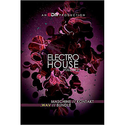 8DM Electro House Vol 2 Wav-Pack thumbnail