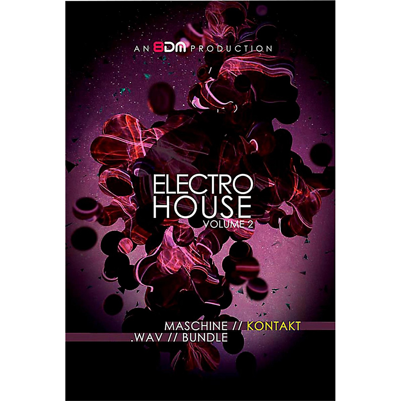 8DM Electro House Vol 2 for Kontakt thumbnail