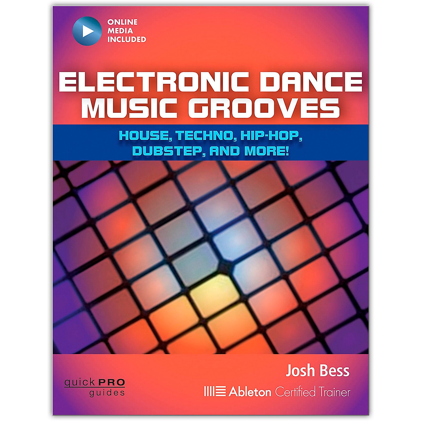 Hal Leonard Electronic Dance Music Grooves: House, Techno, Hip-Hop, Dubstep, and More Book/Online Audio thumbnail