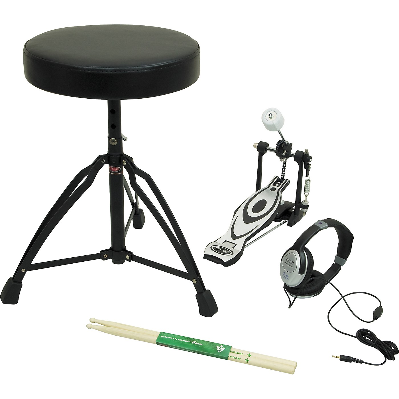 Stagg Electronic Drum Accessory Pack thumbnail