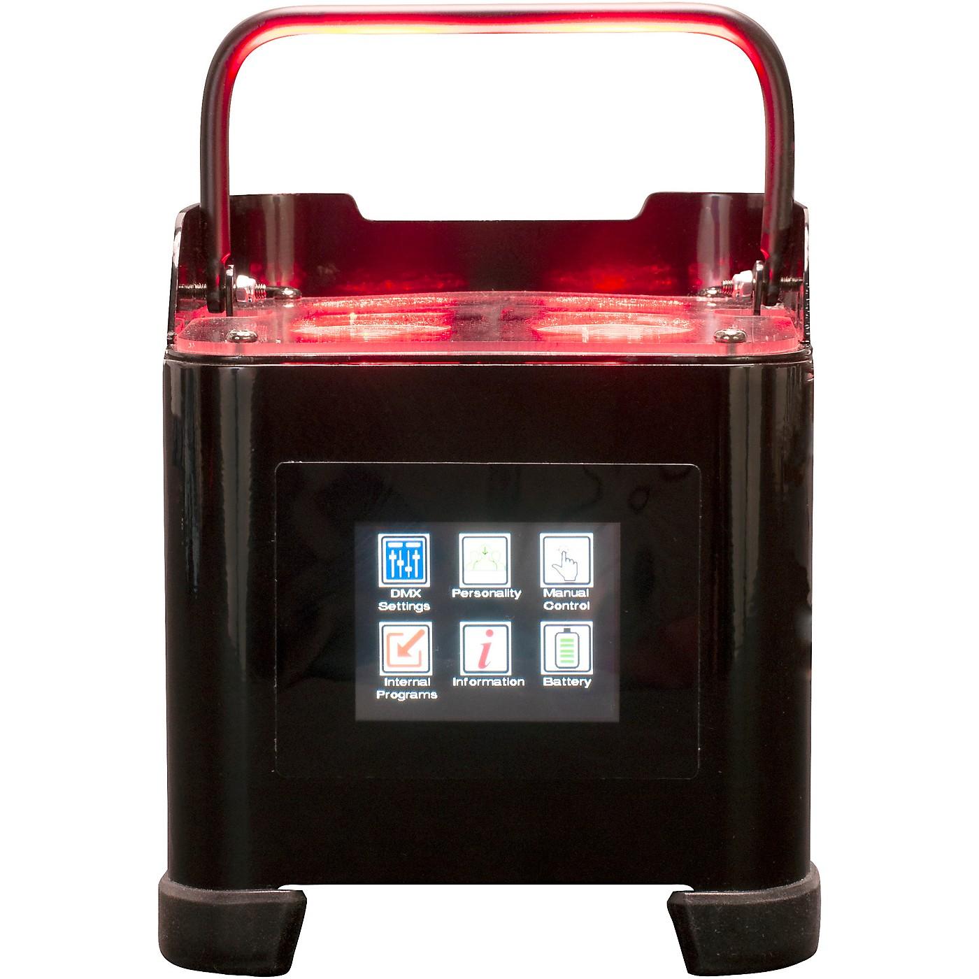 American DJ Element ST HEX RGBAW+UV LED Wash Light thumbnail