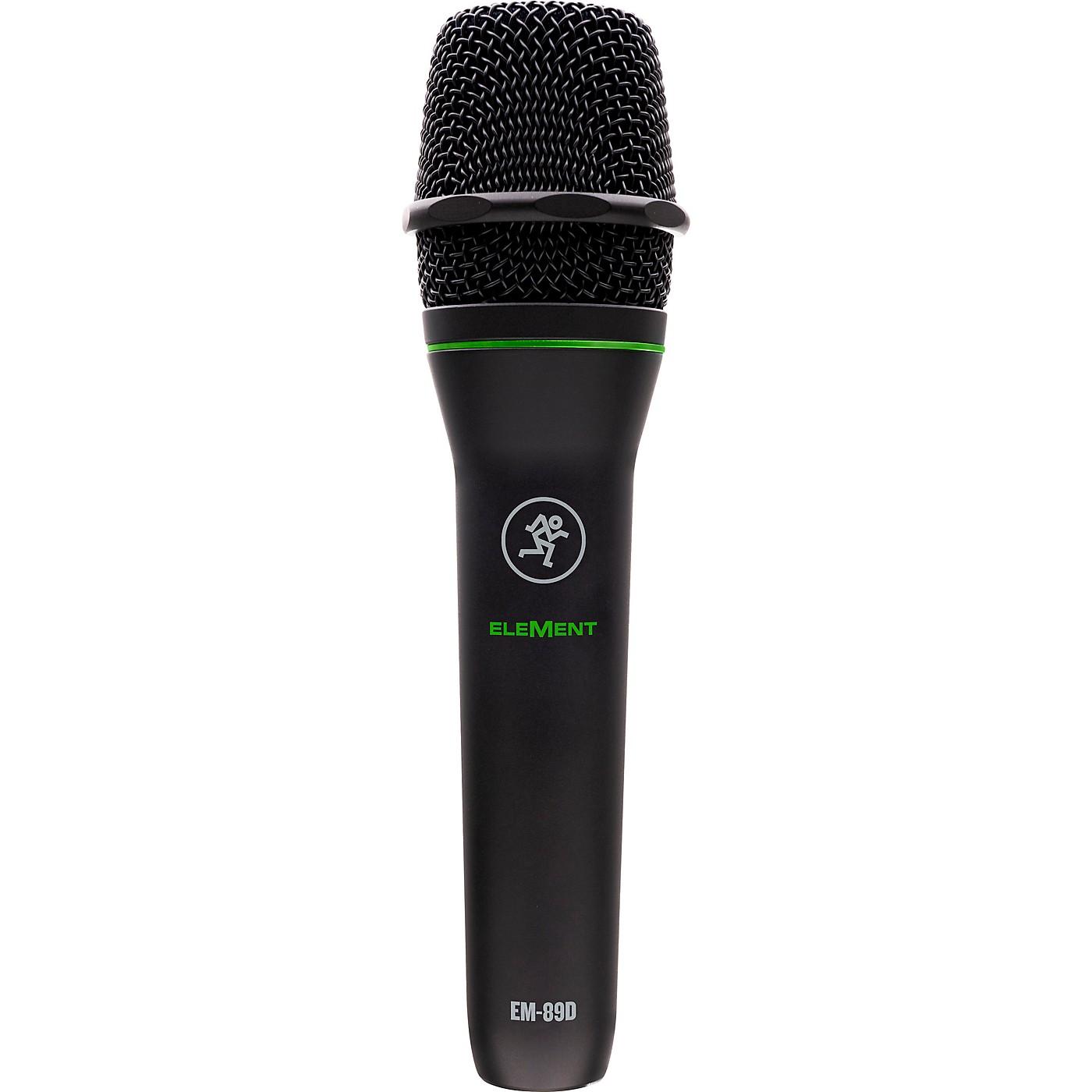 Mackie Element Series EM89D Dynamic Vocal Microphone thumbnail