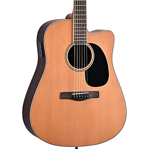 Mitchell Element Series ME2CEC Dreadnought Cutaway Acoustic-Electric Guitar thumbnail