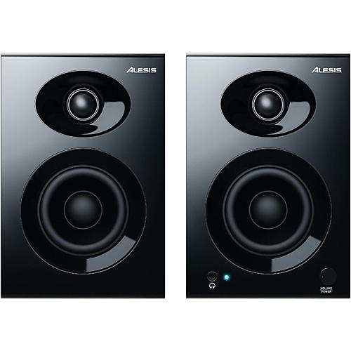 Alesis Elevate 3 MKII Powered Desktop Studio Speakers thumbnail