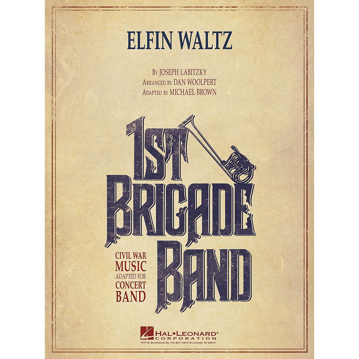 Hal Leonard Elfin Waltz Concert Band Level 3-4 Arranged by Dan Woolpert thumbnail
