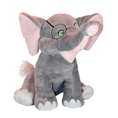Hal Leonard Eli The Elephant Plush Toy (Part Of Freddie The Frog Series) thumbnail