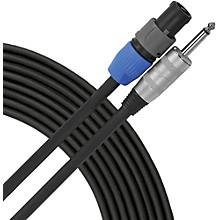 Livewire Elite 12g Speaker Cable Speakon to 1/4 in. Male