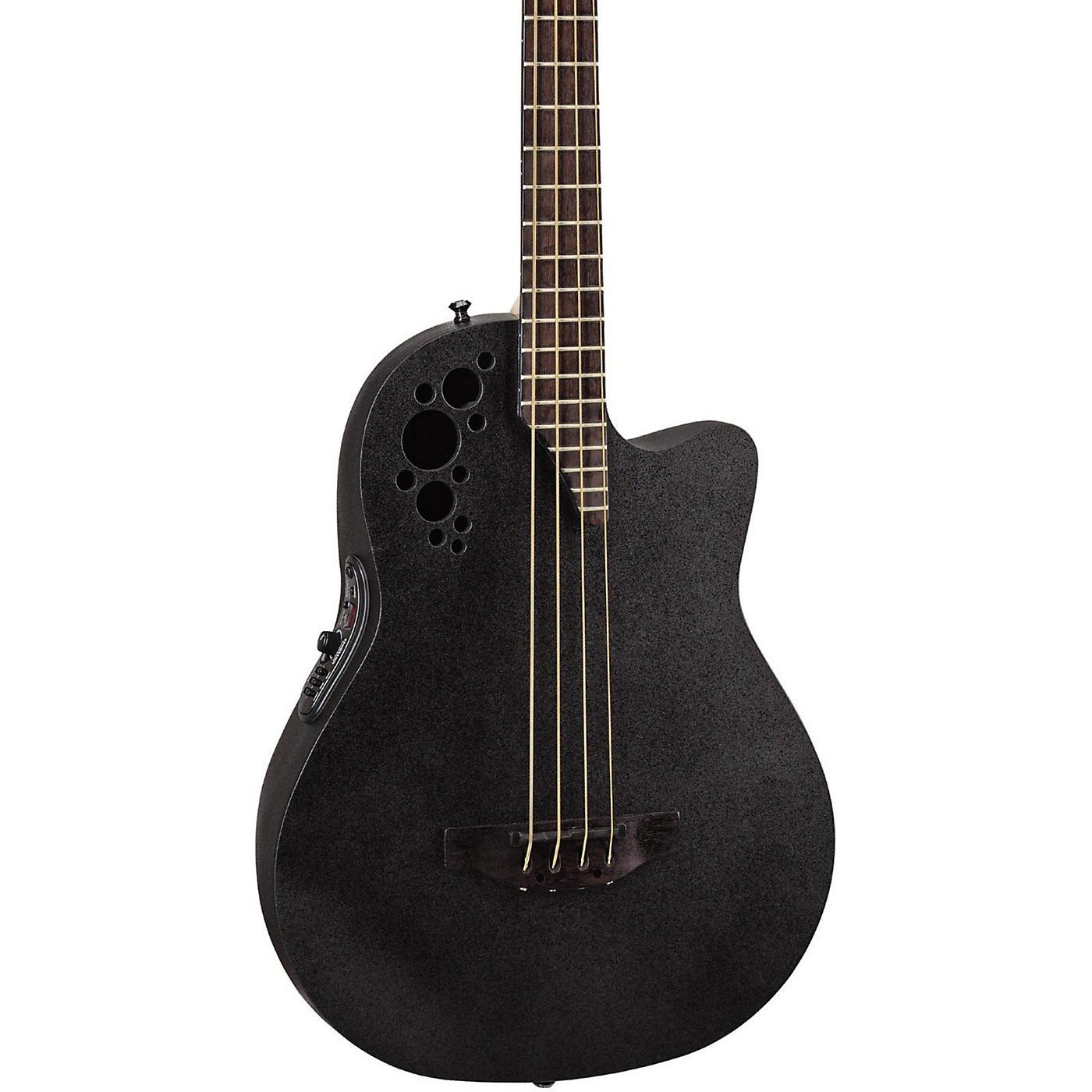 Ovation Elite TX Mid Depth Acoustic-Electric Bass thumbnail