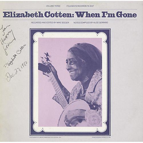 Alliance Elizabeth Cotten - When I'm Gone thumbnail