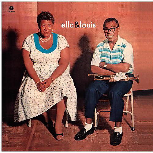 Alliance Ella Fitzgerald - Ella Fitzgerald & Louis Armstrong thumbnail