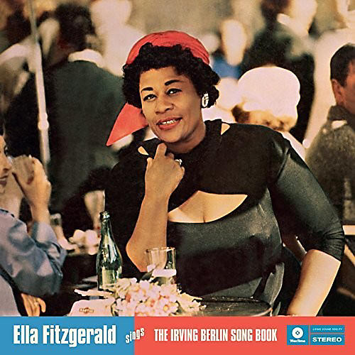 Alliance Ella Fitzgerald - Ella Fitzgerald Sings The Irving Berlin Songbook thumbnail