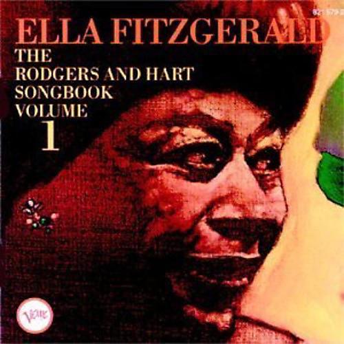 Alliance Ella Fitzgerald - Ella Fitzgerald Sings The Rodgers & Hart Song Book thumbnail