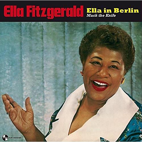 Alliance Ella Fitzgerald - Ella In Berlin thumbnail