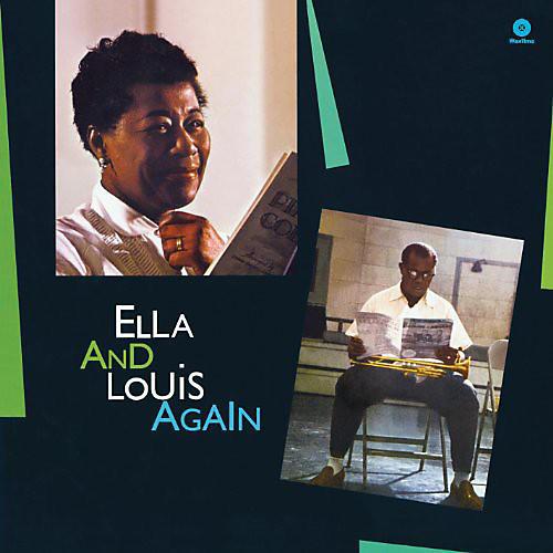 Alliance Ella Fitzgerald - Ella & Louis Again thumbnail