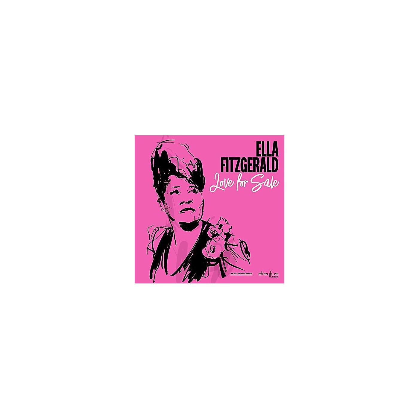 Alliance Ella Fitzgerald - Love for Sale thumbnail