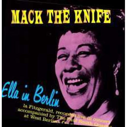 Alliance Ella Fitzgerald - Mack the Knife: Ella in Berlin thumbnail