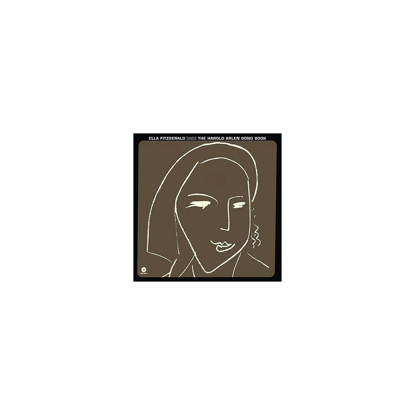 Alliance Ella Fitzgerald - Sings The Harold Arlen Songbook thumbnail