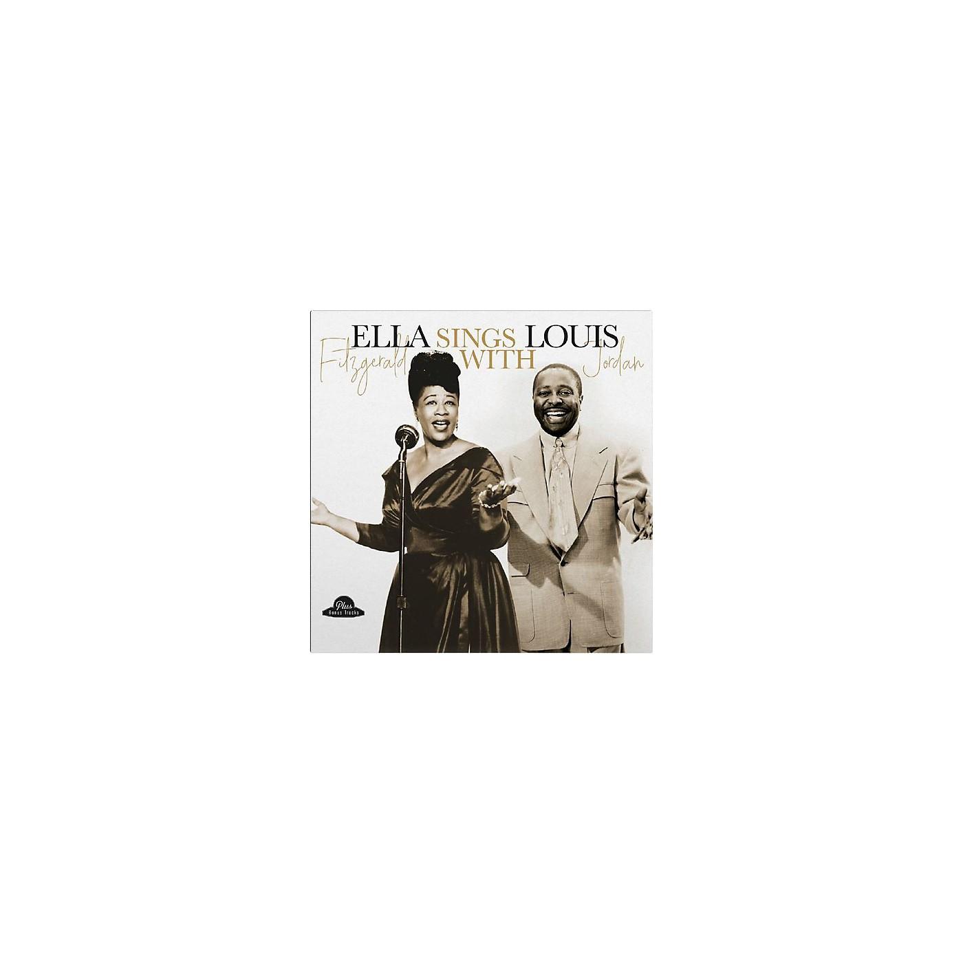 Alliance Ella Sings With Louis Jordan [180gm Vinyl] thumbnail