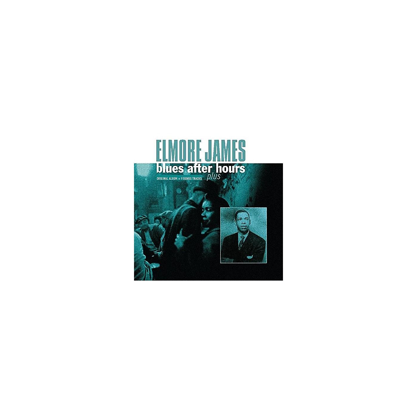 Alliance Elmore James - Blues After Hours Plus + 9 Bonus Tracks thumbnail