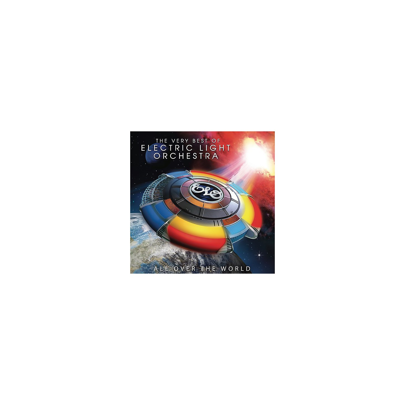 Alliance Elo ( Electric Light Orchestra ) - All Over The World: The Very Best Of Electric Light Orchestra thumbnail