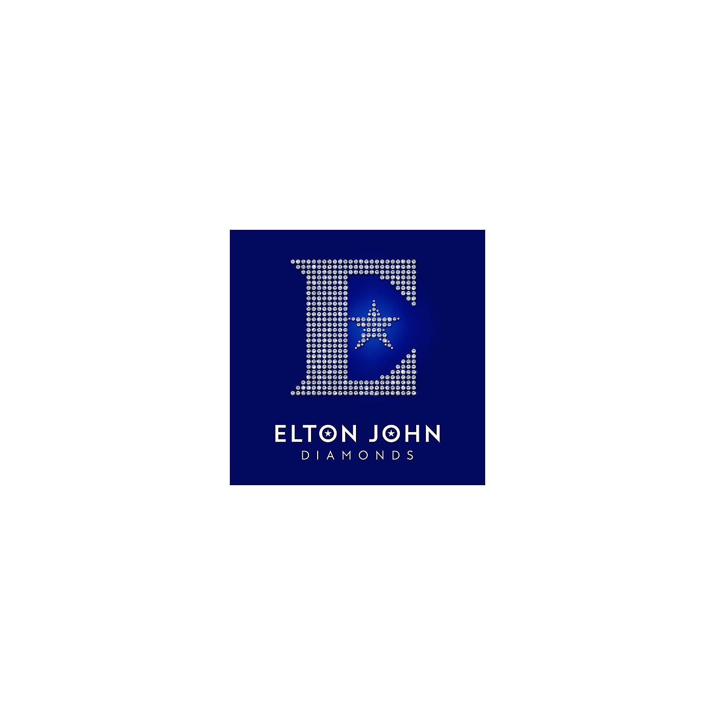 Alliance Elton John - Diamonds (CD) thumbnail