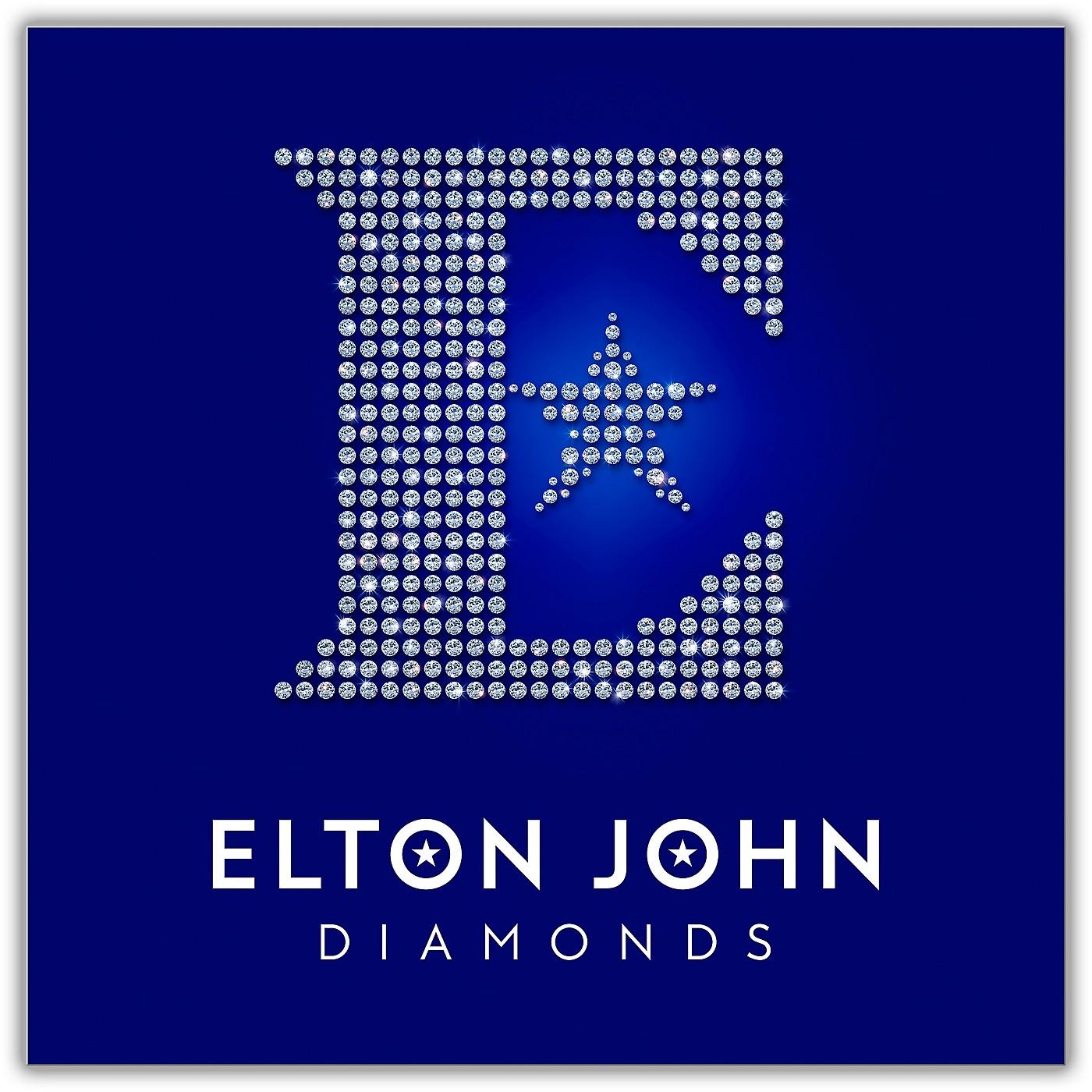 Universal Music Group Elton John - Diamonds LP thumbnail