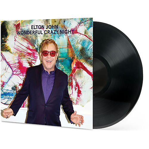 Alliance Elton John - Wonderful Crazy Night thumbnail
