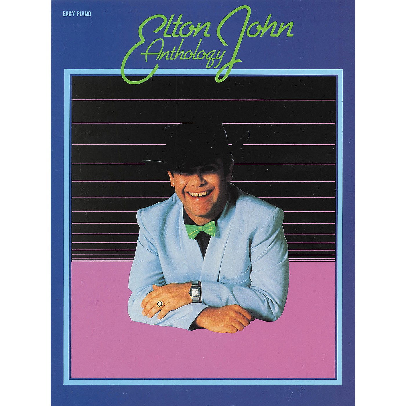 Hal Leonard Elton John Anthology For Easy Piano thumbnail