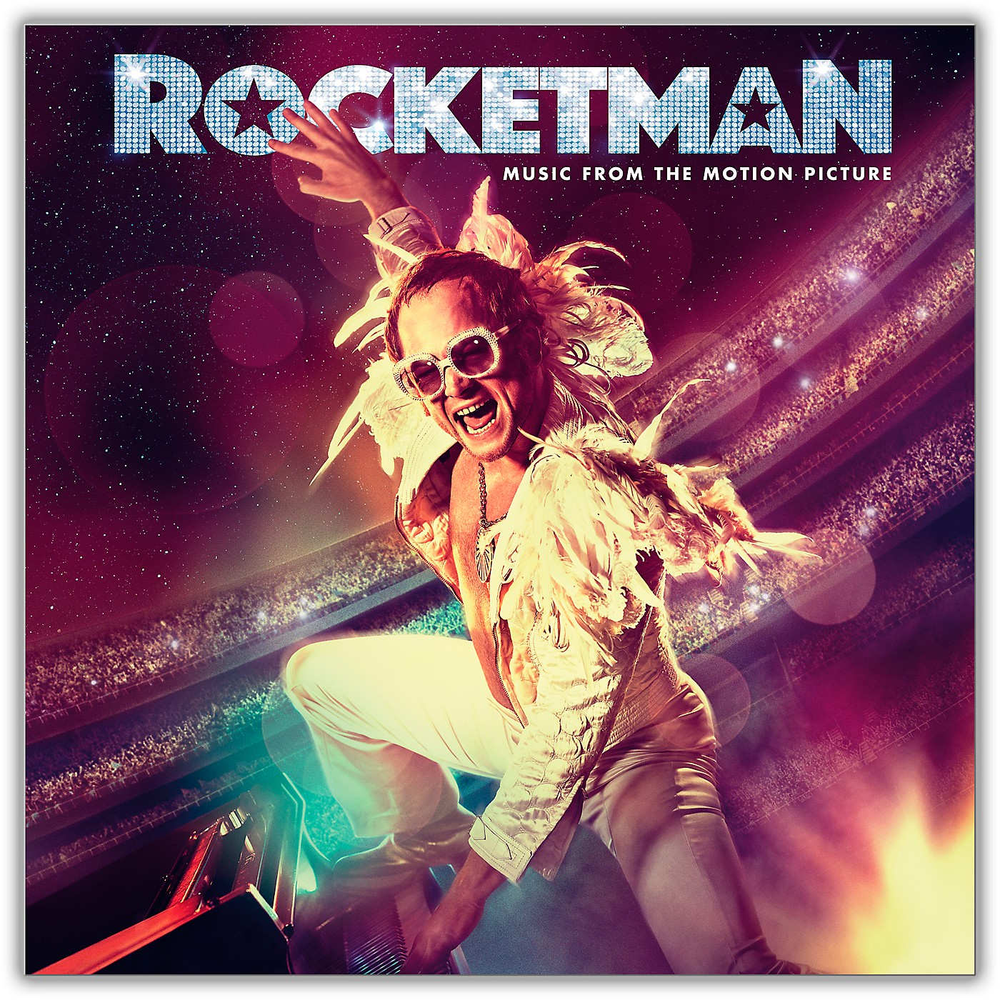 Universal Music Group Elton John and Taron Egerton - Rocketman (Music From The Motion Picture) Vinyl LP thumbnail