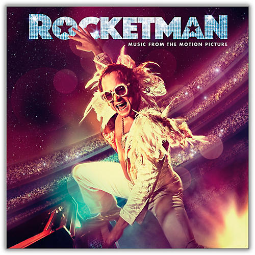 Universal Music Group Elton John and Taron Egerton - Rocketman (Music From The Motion Picture) Vinyl LP thumbnail