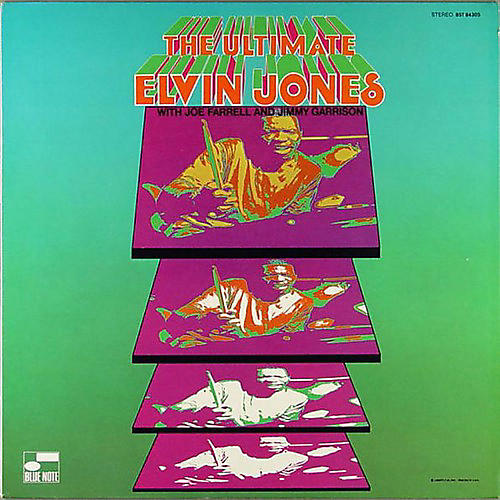 Alliance Elvin Jones - Ultimate thumbnail