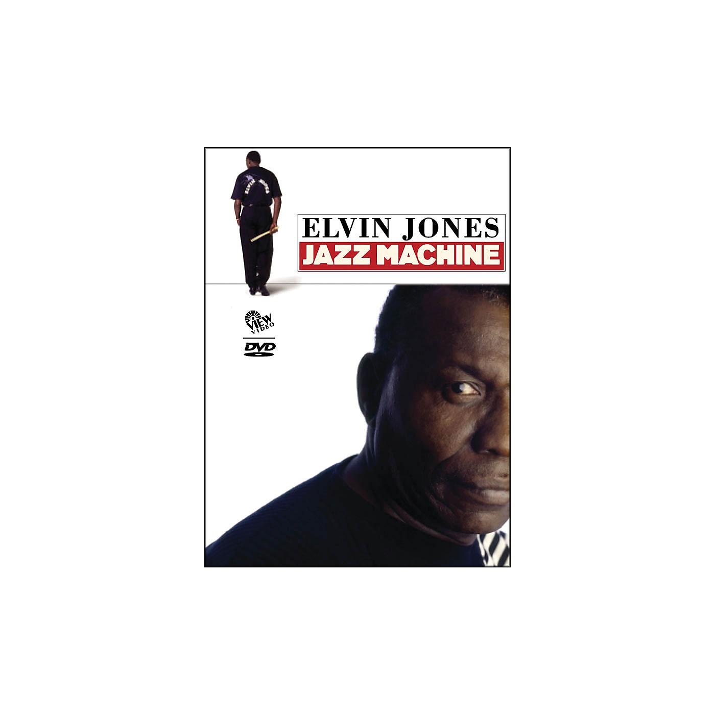 Hal Leonard Elvin Jones: Jazz Machine DVD thumbnail