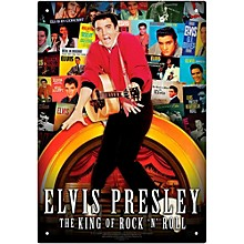 Hal Leonard Elvis - Albums Tin Sign