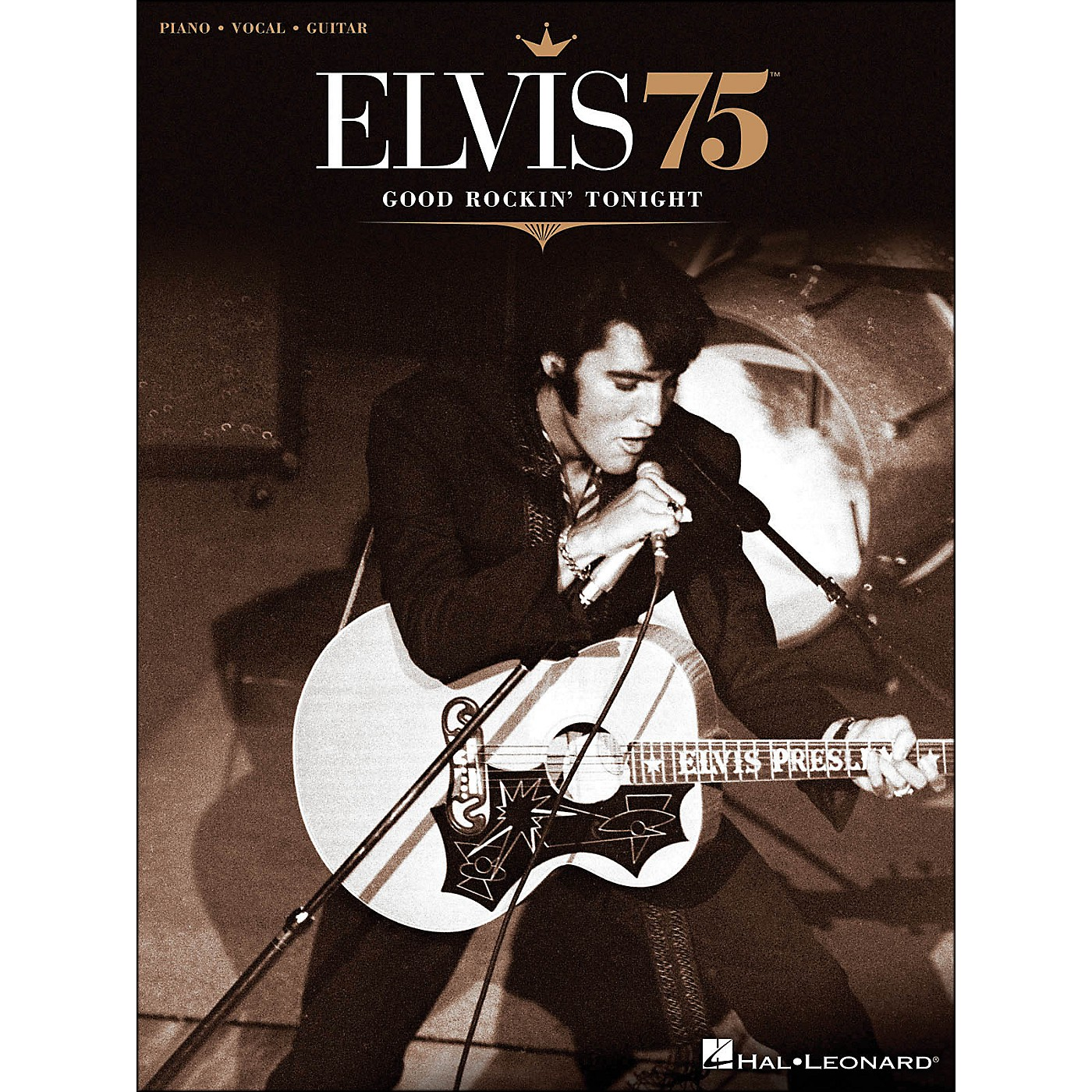 Hal Leonard Elvis 75 Good Rockin' Tonight PVG thumbnail