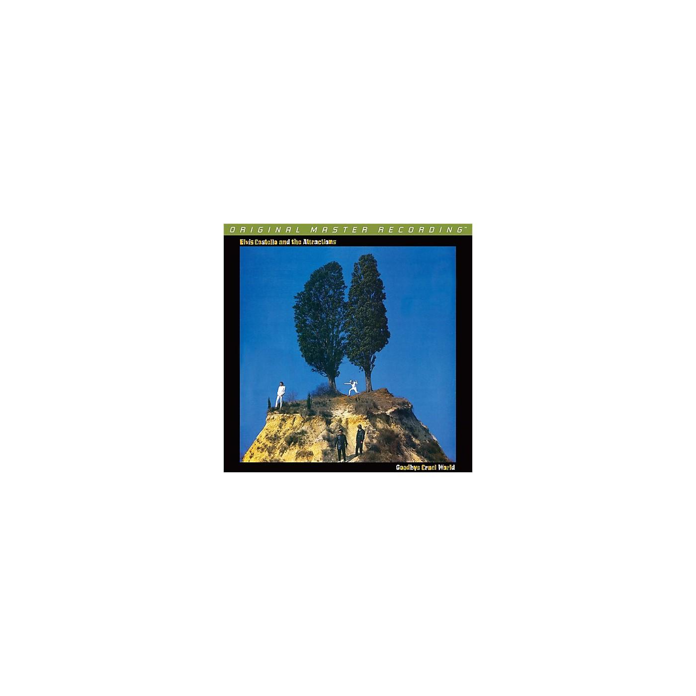 Alliance Elvis Costello & Attractions - Goodbye Cruel World thumbnail