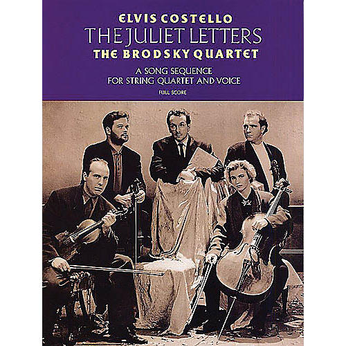 Music Sales Elvis Costello: The Juliet Letters Music Sales America Series thumbnail