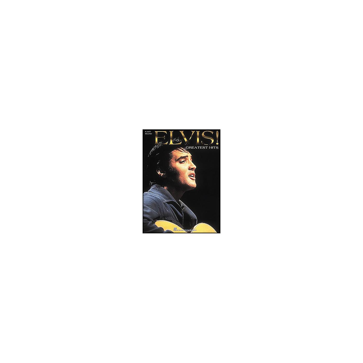 Hal Leonard Elvis! Greatest Hits for Easy Piano thumbnail