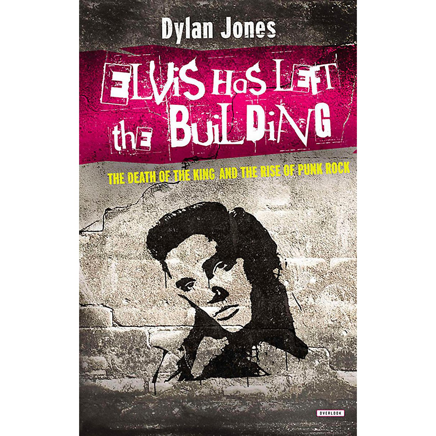 Alfred Elvis Has Left the Building: The Death of the King and the Rise of Punk Rock Hardcover Book thumbnail