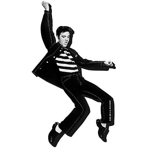 Hal Leonard Elvis Jailhouse  Chunky Magnet thumbnail