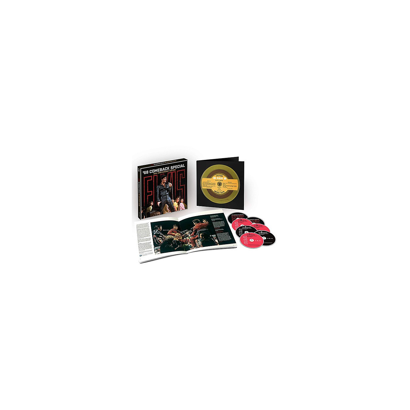 Alliance Elvis Presley - 68 Comeback Special (50th Anniversary Edition) (CD) thumbnail