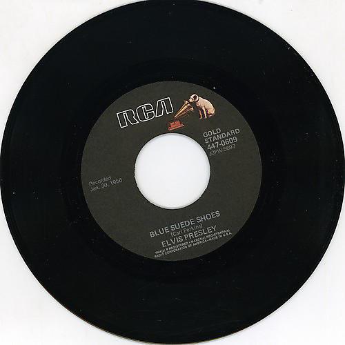 Alliance Elvis Presley - Blue Suede Shoes thumbnail