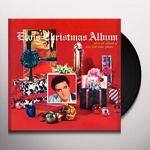 Alliance Elvis Presley - Elvis Christmas Album thumbnail
