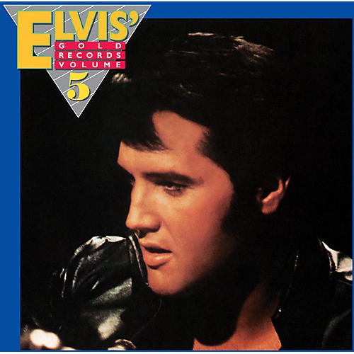 Alliance Elvis Presley - Elvis Gold Records Volume 5 thumbnail