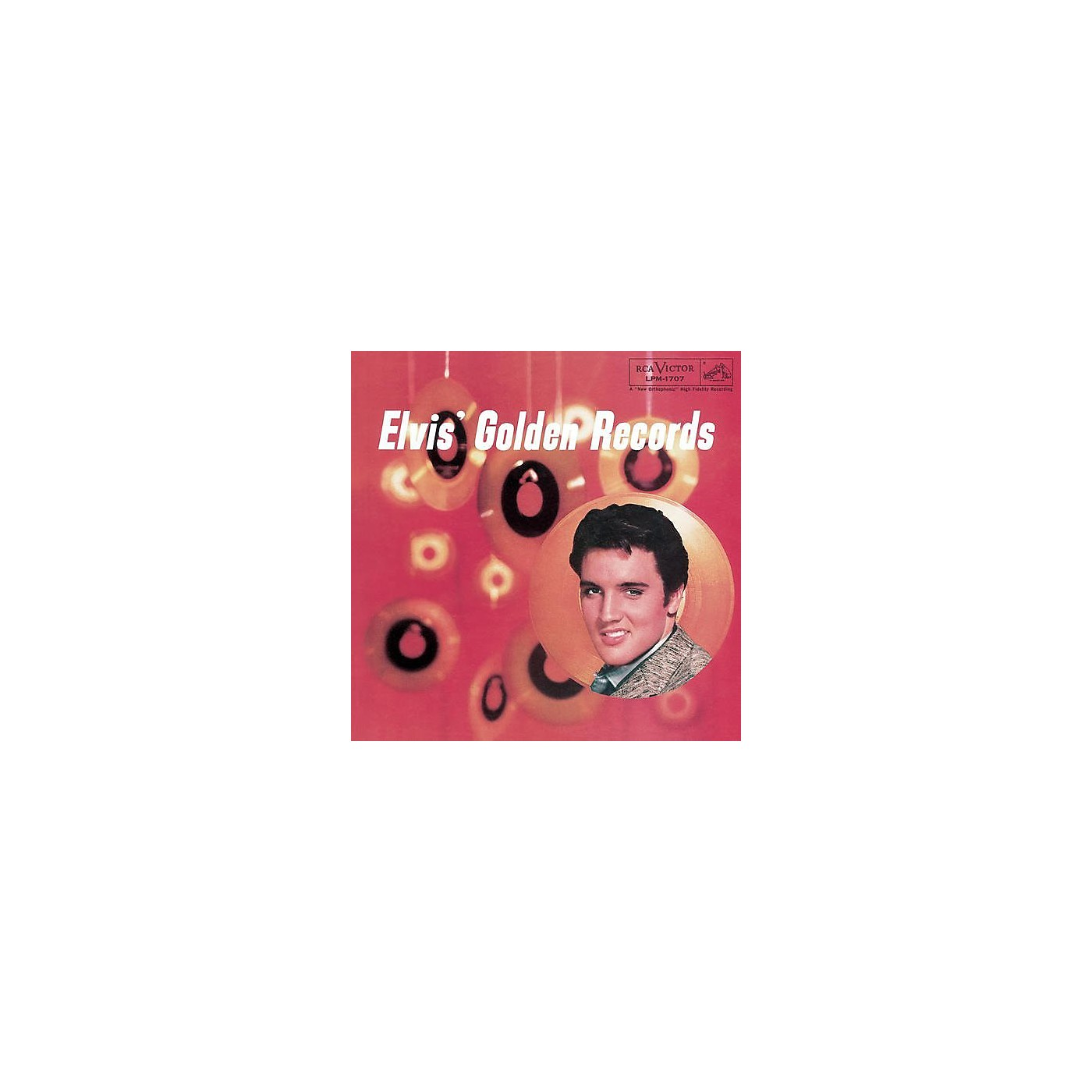 Alliance Elvis Presley - Elvis Golden Records thumbnail