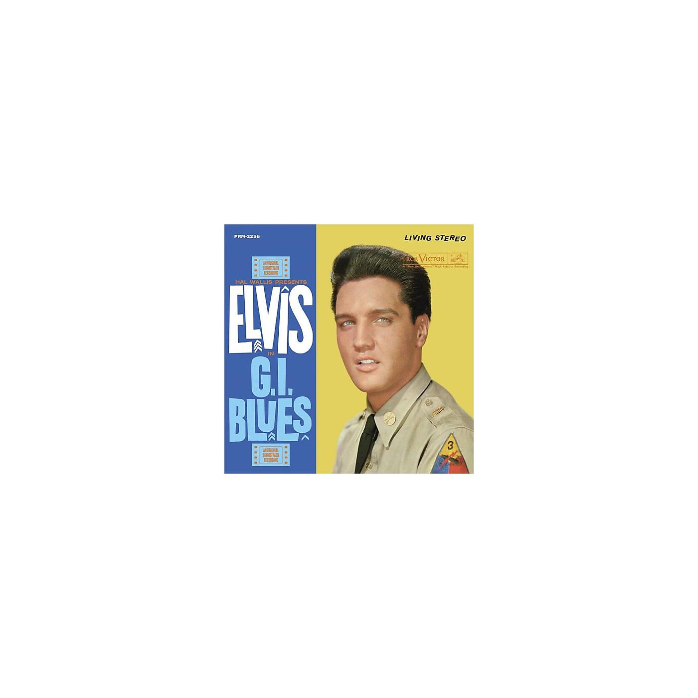 Alliance Elvis Presley - G.I. Blues thumbnail