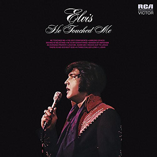 Alliance Elvis Presley - He Touched Me thumbnail