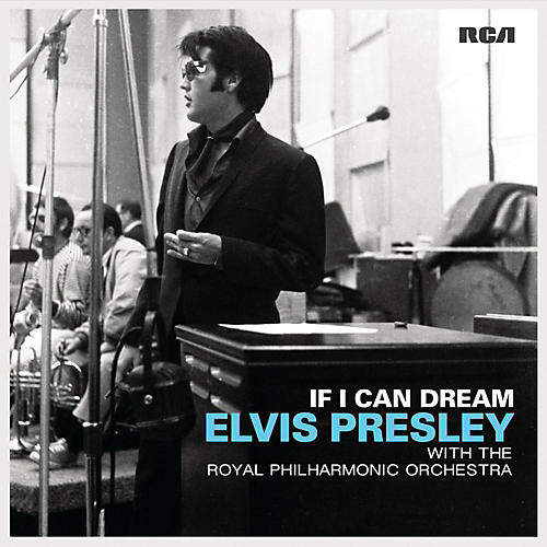 Sony Elvis Presley - If I Can Dream with The Royal Philharmonic Orchestra thumbnail