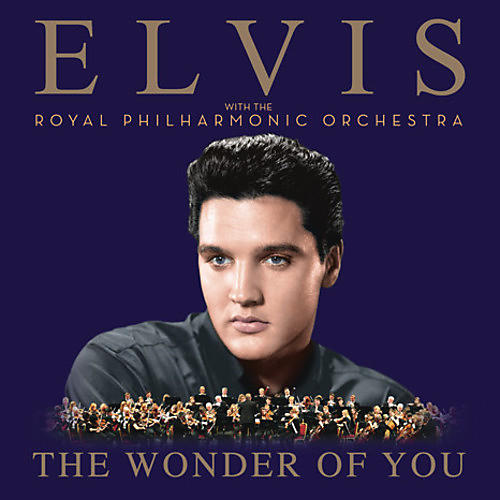 Alliance Elvis Presley - The Wonder Of You: Elvis Presley With The Royal Philharmonic Orchestra thumbnail